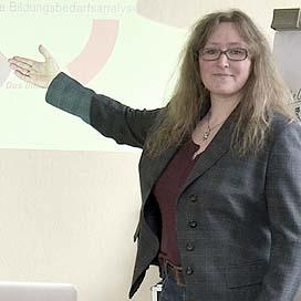 Dr. Nadja Cirulies, Dipl. Andragogin